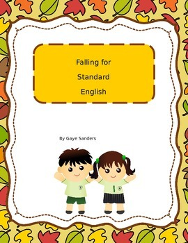 Falling into ELA Language Standards