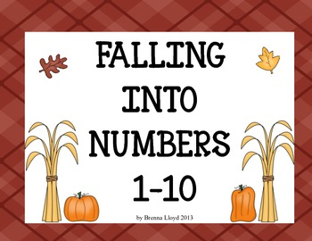 Falling into Numbers 1-10