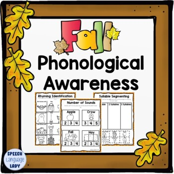 Falling into Phonological Awareness