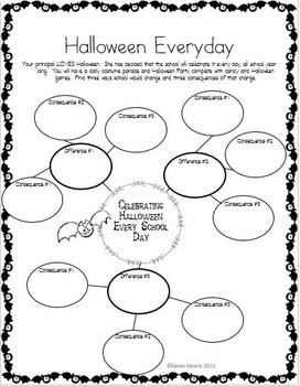Falloween: The Ultimate Fall and Halloween Activity Bundle