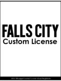 Falls City Independent School District Custom License
