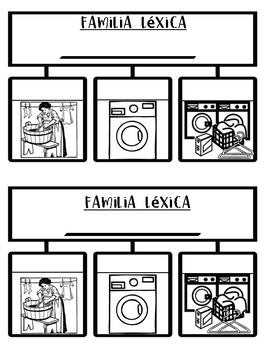 Familias Lexicas
