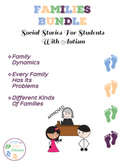 Families Bundle:  Social Stories for Students With Autism