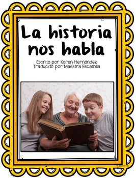 Families Now and Long Ago GLAD Unit in Spanish