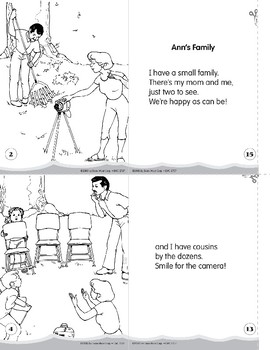 Families Storybook