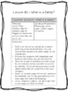Families Unit - Grade 1 Social Studies