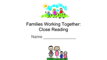 Families Working Together