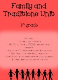Families and Traditions Unit