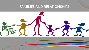 Families and relationships