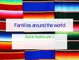 Families around the world w/ activity