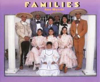 Families by Ann Morris Comprehension Questions