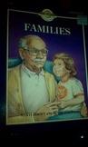 Families by Marti Abbott & Betty Jane Polk Reading LA Teacher Resource