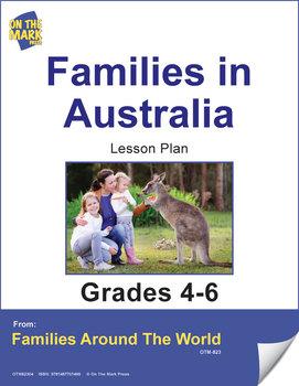 Families in Australia Lesson Plan