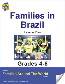 Families in Brazil Lesson Plan