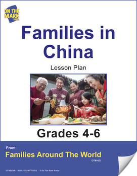 Families in China Lesson Plan