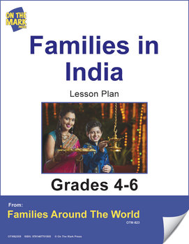 Families in India Lesson Plan