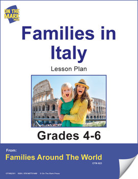 Families in Italy Lesson Plan