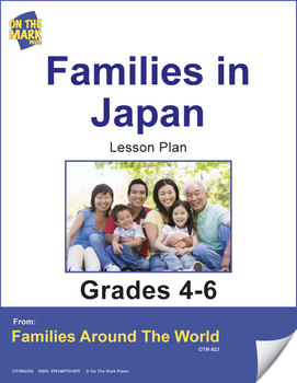 Families in Japan Lesson Plan