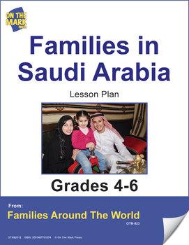 Families in Saudi Arabia Lesson Plan