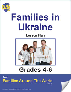 Families in Ukraine Lesson Plan