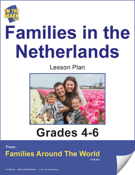 Families in the Netherlands Lesson Plan