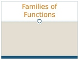 Families of Functions