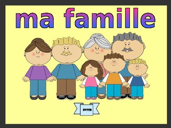 Famille / Family / Family members