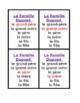 Famille (Family in French) Jeu des sept familles
