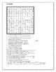 Famille (Family in French) Word Search