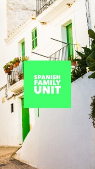 Spanish Family Unit
