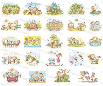 Family Activities Bundle