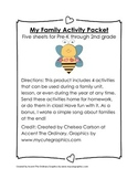 Family Activity Packet