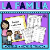 La familia / Family Activities in Spanish