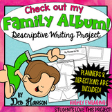 Family Album Writing Project