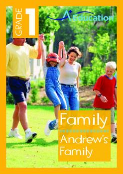 Family - Andrew's Family - Grade 1