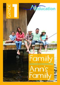 Family - Ann's Family - Grade 1