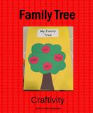 Family Apple Tree Craft