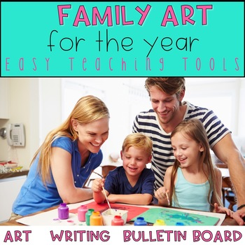 Family Art Projects for the Whole Year