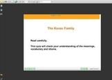 ESL resource: Family Article Interactive Quiz 3