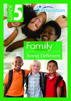 Family - Being Different - Grade 5