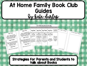 Family Book Clubs