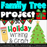 Family Christmas Tree Project!