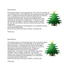 Family Christmas Tree Project
