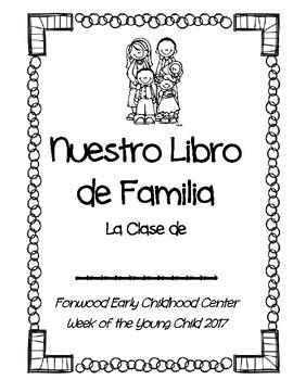 Family Class Book - Spanish
