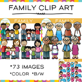 Family Clip Art