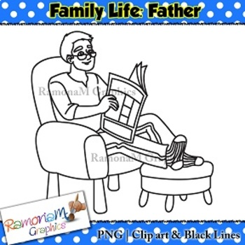 Father Clip art