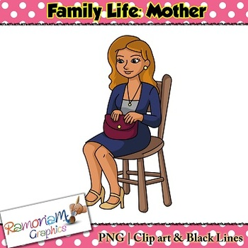 Family Clip art Mother