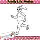 Family Clip art Mother