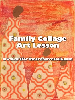 Family Collage Art Lesson
