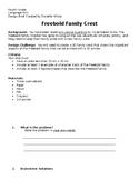 Family Crest STEM Project